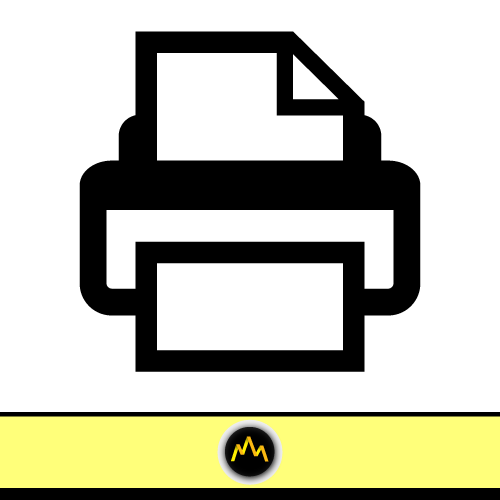 Printing Icon Cover
